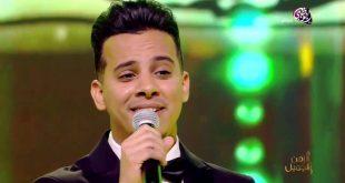 الفنان الشاب عمر ياسين يتوج بلقب فارس الأغنية الطربية