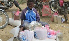 الأغذية العالمي :17 مليون شخص يعانون من نقص الغذاء في اليمن