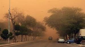 الحديدة : عاصفة رملية تجتاح المدينة