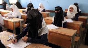 الحديدة : تدشين إمتحانات النقل لمرحلة التعليم الأساسي
