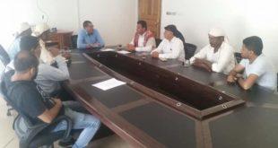 السلطة المحلية بمديرية المنصورية توقع اتفاق مع مؤسسة السجين   لدعم صندوق النظافة
