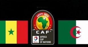 موعد مباراة الجزائر والسنغال في نهائي أمم أفريقيا 2019