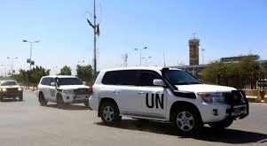 لجنة اعادة الانتشار تنهي اجتماعها بالاتفاق على آلية لوقف إطلاق النار