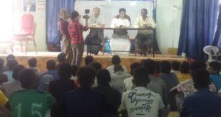 الحديدة : تواصل الزيارات الميدانية للمراكز الصيفية بمديرية الحالي