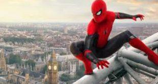 فيلم spider-man far from home يتذيل قائمة شباك التذاكر