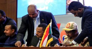 """السودان: قوى """"إعلان الحرية والتغيير"""" تسمّي ممثليها الـ5 بمجلس السيادة"""