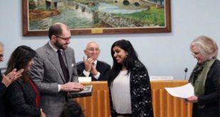 """سيدة يمنية تفوز بمنصب حاكم ولاية """"نيوجيرسي"""" الأمريكية"""