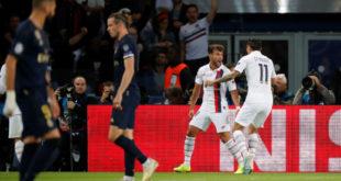 فوز باريس سان جيرمان و بايرن ميونيخ بدوري أبطال أوروبا بكرة القدم
