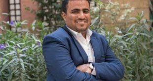 الأمم المتحدة تختار اليمني بادخن للمشاركة في قمة مناخية للشباب