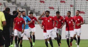 استدعاء سبعة لاعبين يمنيين الى الرض (اسماء)