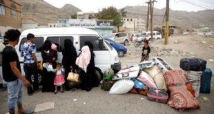 جشع مؤجري صنعاء يدفع بنازحي الحديدة إلى العودة لمنازلهم رغم المخاطر