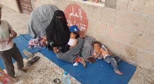 الأمم المتحدة: نزوح 350 ألف يمنياً جراء استمرار العدوان على اليمن خلال 2019م