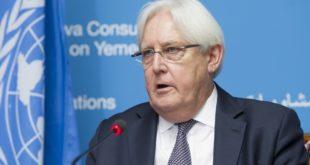 المبعوث الأممي يعلن رسميًا عن وثيقة إنهاء الحرب في اليمن