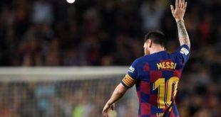 برشلونة يسعى لإبقاء ميسي مع النادي مدى الحياة