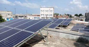 الحديدة:تدشين العمل بمنظومة الطاقة الشمسية بالمراكز الصحية بمديرية الحوك