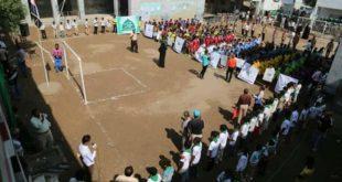الحديدة: إنطلاق  دوري مدرسي لكرة القدم للبراعم تحت سن 12 عاما