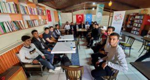 اللجنه التحضيرية تبارك نجاح انتخابات فروع اتحاد طلاب اليمن بتركيا