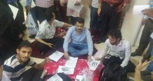 طلاب مبتعثون في جامعة الأزهر يعتصمون للمطالبة بحقوقهم