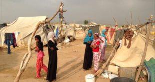 منظمة دولية : نزوح 393 ألف يمني منذ بداية 2019