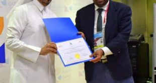 صحفي يمني ينال فضية أفضل عمود في خليجي 24