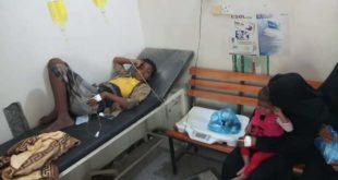 مكتب حقوق الانسان:  مستشفى الثورة استقبل 1306حالة مصابة بالضنك والملاريا