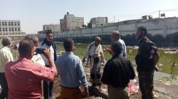 وكيل وزارة الصحة يطلع على المستنقعات وبؤر تكاثر البعوض بمديرية الحالي في الحديدة