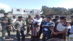 وزير الصحة ومحافظ الحديدة يتفقدان مشروعي مركز الشهيد الصماد للغسيل الكلوي ومستشفى 21 سبتمبر