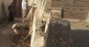 مكتب أوقاف الحديدة يبدأ صيانة وترميم عدد من المساجد التاريخية والأثرية