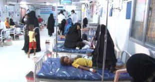 مستشفى الثورة بالحديدة يقدم خدماته لأكثر من 688 ألف خلال العام 2019