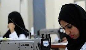 الحديدة : نساء عاملات في بعض المهن الحرة يتوقفن عن العمل بسبب  كورونا