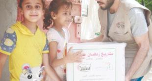 جمعية الأقصى تطلق مشاريعها الرمضانية للعام الجاري