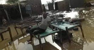 كارثة السيول في شمال الحديدة.. وجع ومعاناة