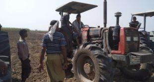 تدشين برنامج المشاركة المجتمعية للتنمية الزراعية بالمراوعة