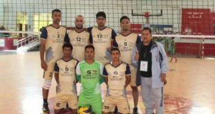 منتخب الحديدة يفوز على إب في بطولة الشهيد حسن زيد للكرة الطائرة