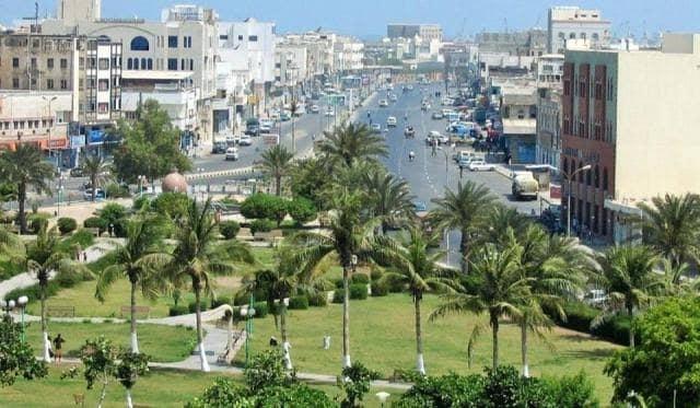 اليمن- مدينة الحديدة